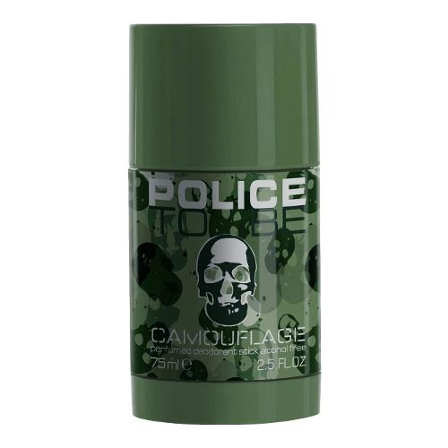 Police - Police To Be Camouflage Man Deodorant Stick 75ml