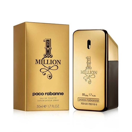 Paco Rabanne - P.Rabanne 1 Million Lucky Edt 50 ml