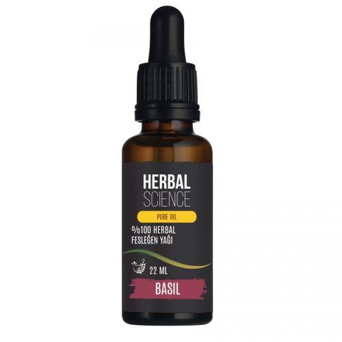 Procsin - Procsin Herbal Science Fesleğen Bakım Yağı 20 ml