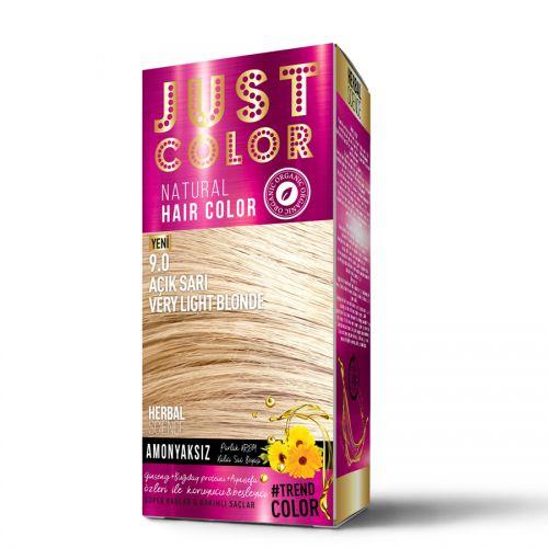 Procsin - Procsin Herbal Science Saç Boyası Açık Sarı 9