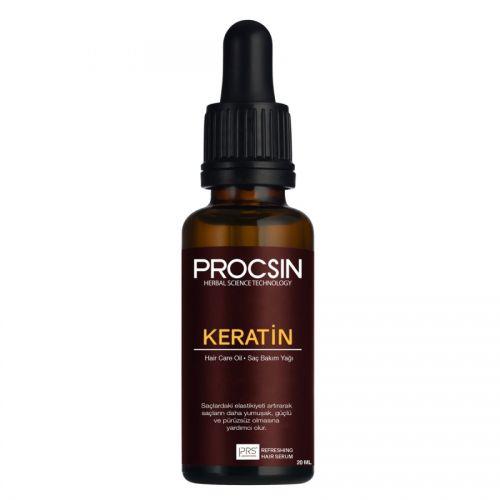 Procsin - Procsin Keratin Saç Bakım Yağı 20 ml