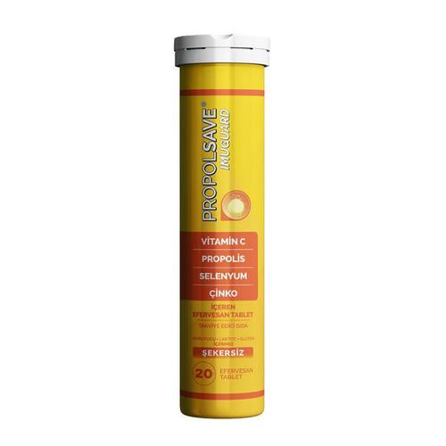 Propolsave - Propolsave Imuguard Takviye Edici Gıda 20 Efervesan