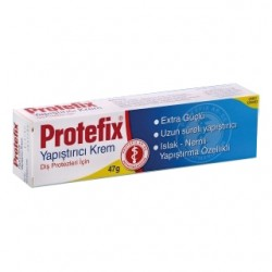 Protefix - Protefix Diş Protezleri İçin Yapıştırıcı Krem 40ml