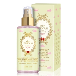 Pupa - Pupa Miss Princess Body And Hair Scented Water 150ml