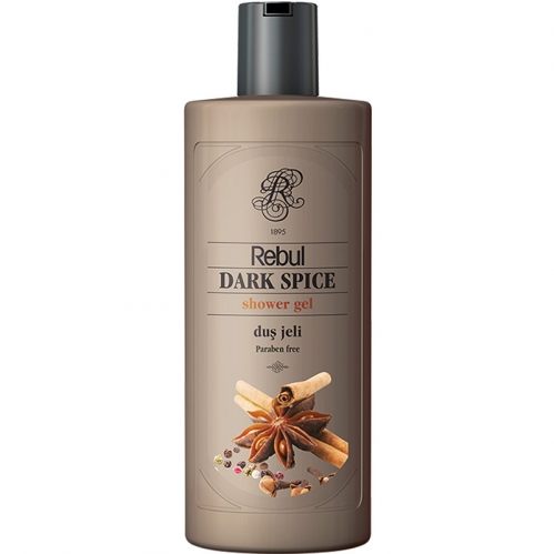 Rebul - Rebul Dark Spice Shower Gel 500ml