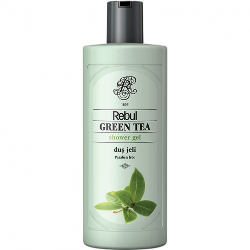 Rebul - Rebul Green Tea Shower Gel 500ml