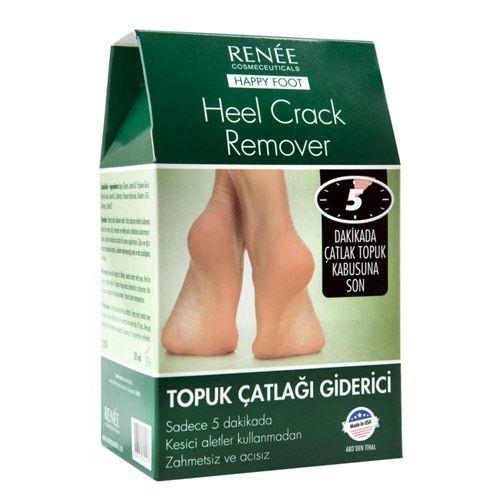 Renee - Renee Foot Care Heel Crack Remover 30ml