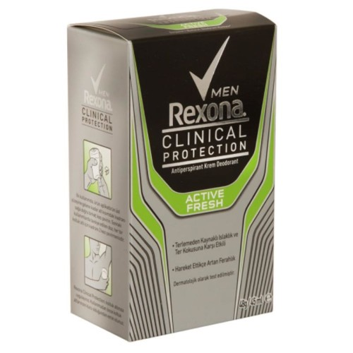 Rexona - Rexona Clinical Protection Active Fresh 45ml