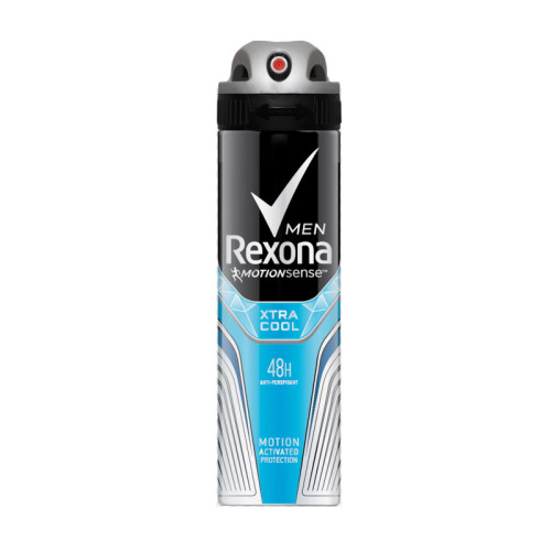 Rexona Men Xtra Cool Antiperspirant Pudralı Deodorant 150ml - Thumbnail