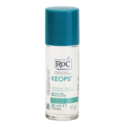 Roc - Roc Keops Roll-On Deodorant 30ml