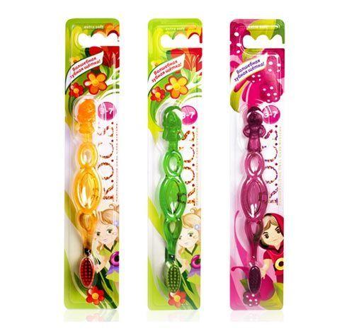 ROCS - Rocs Kids Diş Fırçası 3-7 Yaş