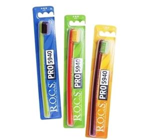 ROCS - Rocs Pro 5940 Soft Diş Fırçası