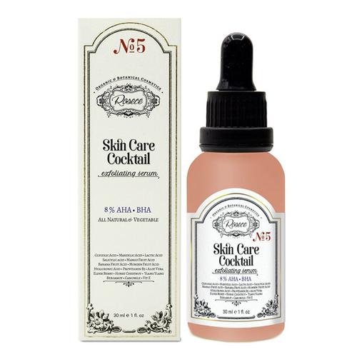 Rosece - Rosece Skin Care Cocktail Exfoliating Serum 30 ml