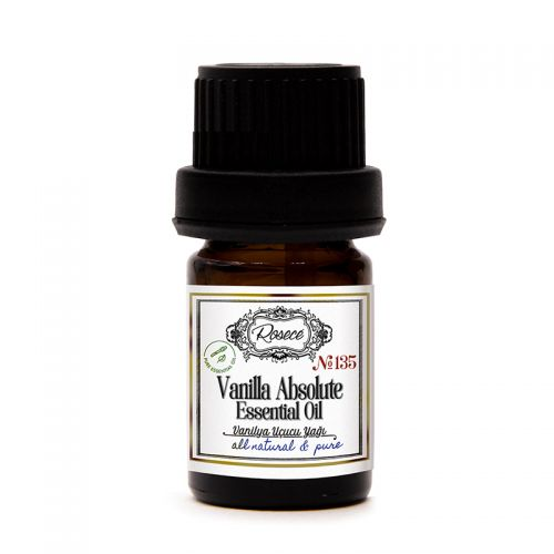 Rosece - Rosece Vanilla Absolute Essential Oil 4 ml