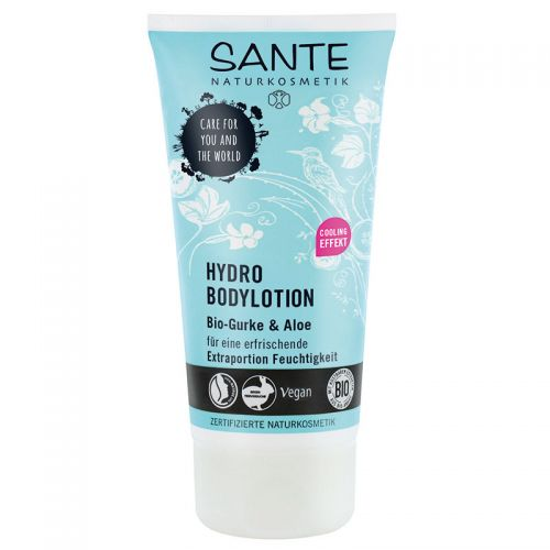 Sante - Sante Hydro Vücut Losyonu Organik Salatalık & Aloe Özlü 150ml