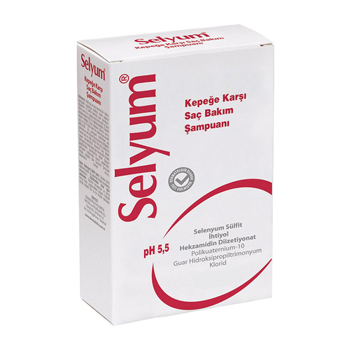 Dermadolin - Selyum Anti-Dandruff Kepeğe Karşı Şampuan 300 ml