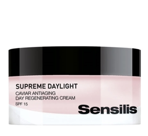 Sensilis - Sensilis Supreme Daylight Day Regenerating Cream Spf15 50ml