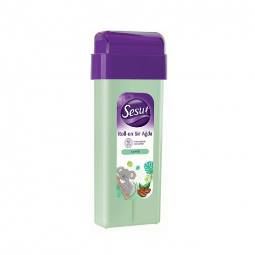 Sesu - Sesu Roll-on Sir Ağda Kahve 100 ml