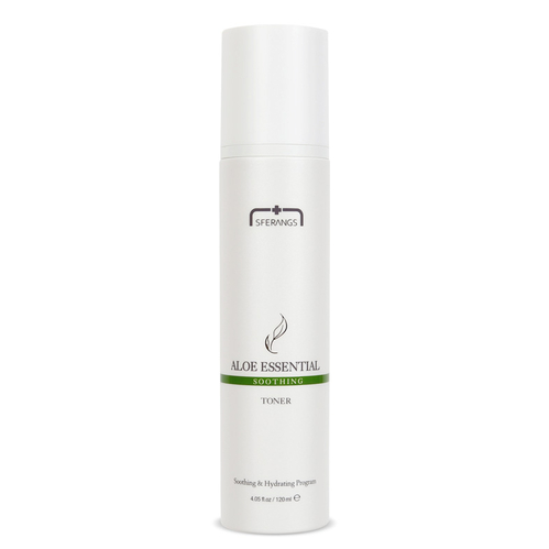 Sferangs - Sferangs Aloe Essential Soothing Toner 120ml
