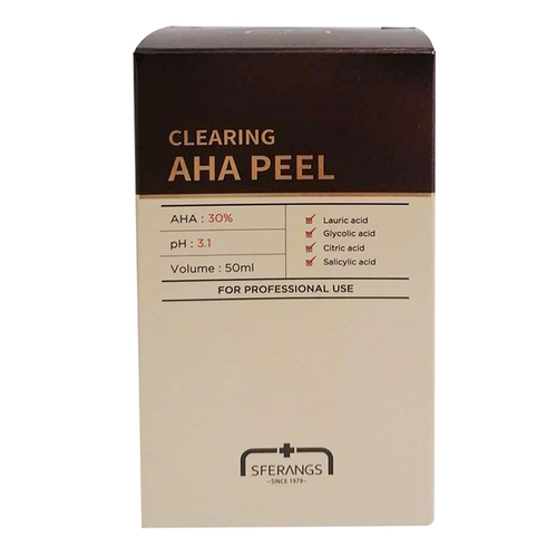 Sferangs - Sferangs Clearing AHA Peel 50 ml
