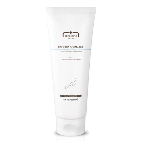 Sferangs - Sferangs Epiderm Gommage Face Remover Cream Peeling 200ml