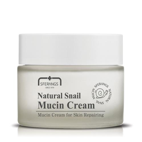 Sferangs - Sferangs Natural Snail Mucin Cream 50ml