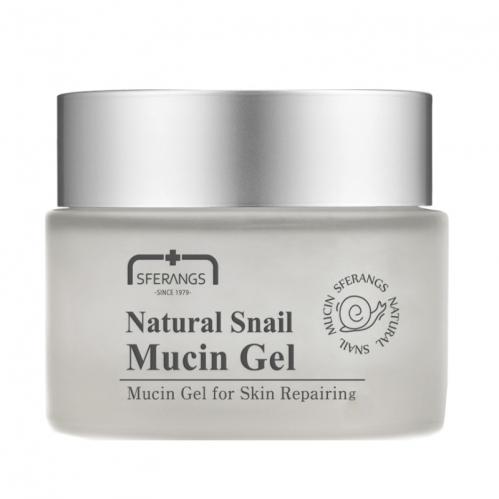Sferangs - Sferangs Natural Snail Mucin Gel 50ml