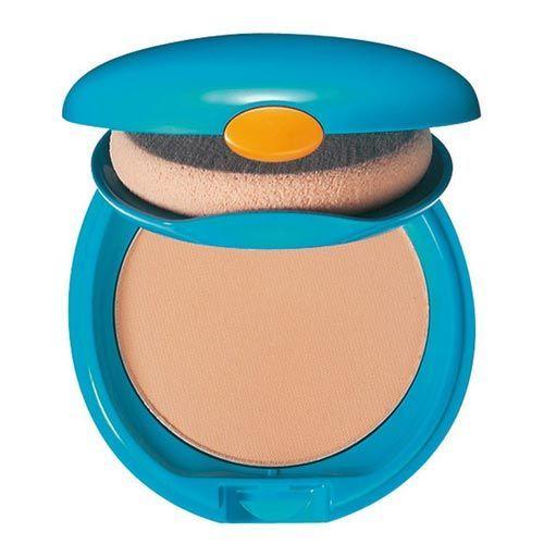 Shiseido - Shiseido Güneş Koruyuculu Compact Fondöten Spf 30 Medium Beige 12 g