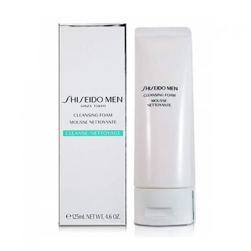 Shiseido - Shiseido Men Cleansing Foam 125 ml