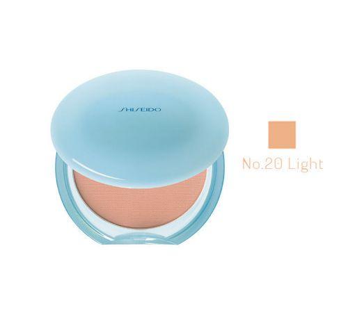 Shiseido - Shiseido Pureness Compact Oil Free No:20 Light Beige 11 g