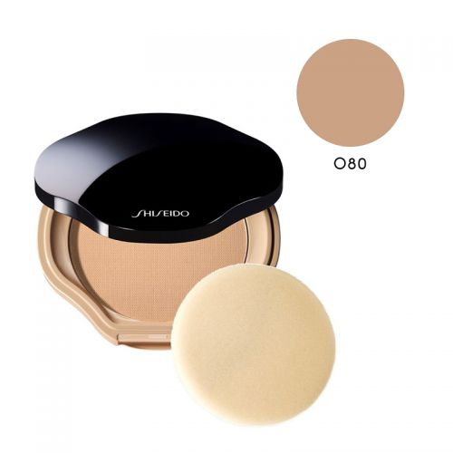 Shiseido - Shiseido Sheer And Perfect Compact Foundation O80 10gr