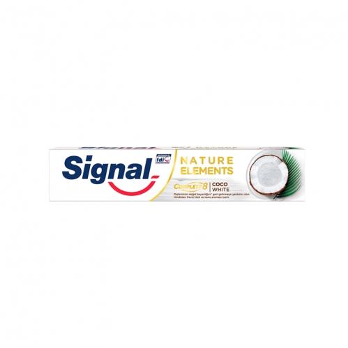 Signal - Signal Natural Elements Coco White Diş Macunu 75 ml