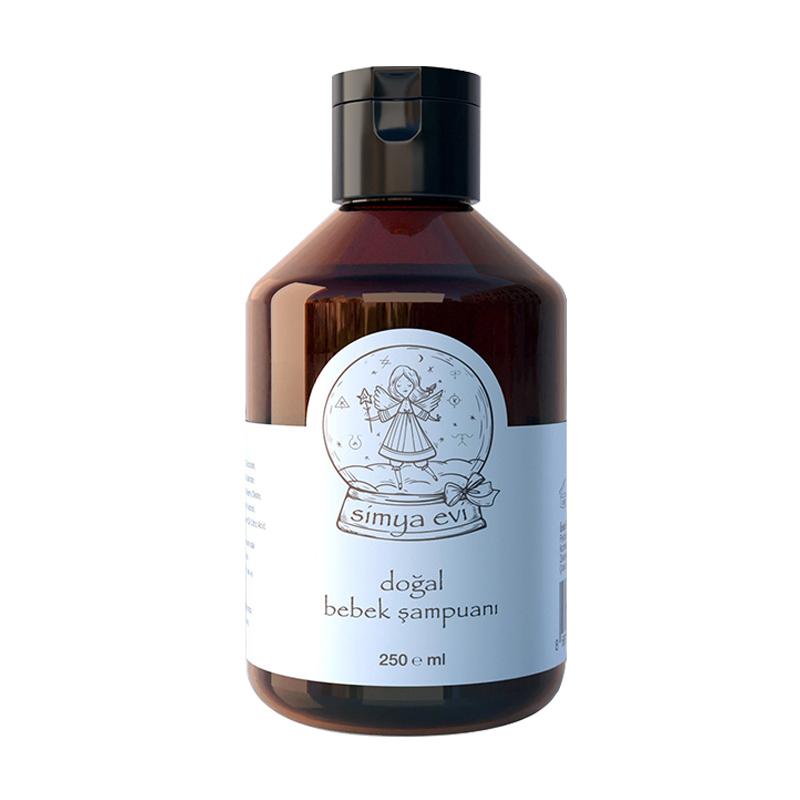Simya Evi - Simya Evi Doğal Bebek Şampuanı 250 ml