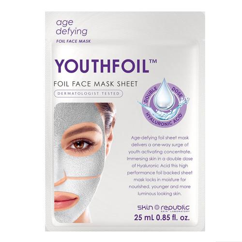 Skin Republic - Skin Republic Youthfoil Face Mask Sheet 25 ml