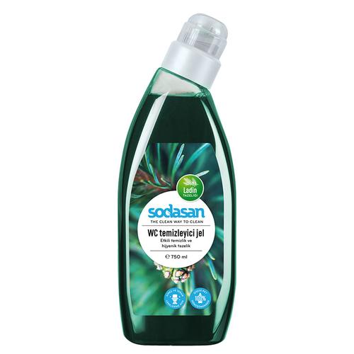 Sodasan - Sodasan Organik WC Temizleyici Jel 750 ml