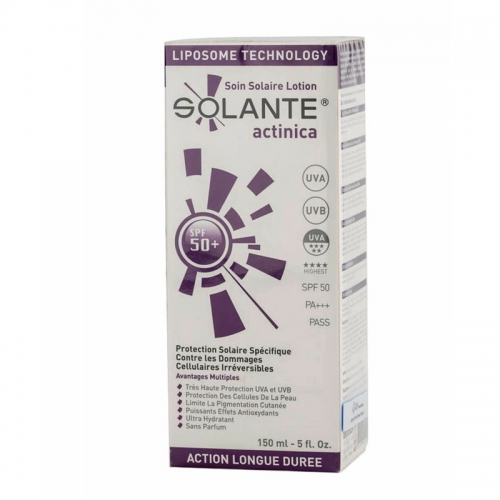 Solante - Solante Actinica Sun Care Lotion SPF 50+ 150 ml