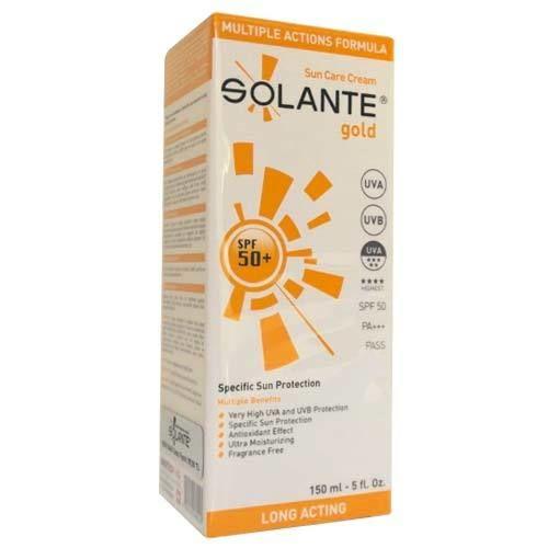 Solante - Solante Gold SPF 50+ Cream 150 ml