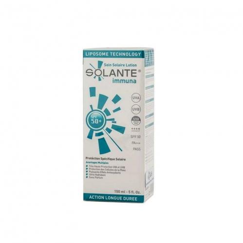 Solante - Solante Immuna SPF 50+ Güneş Losyonu 150 ml