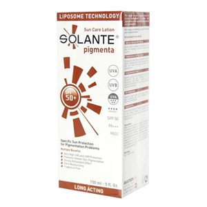 Solante Pigmenta Lotion SPF 50+ 150 ml