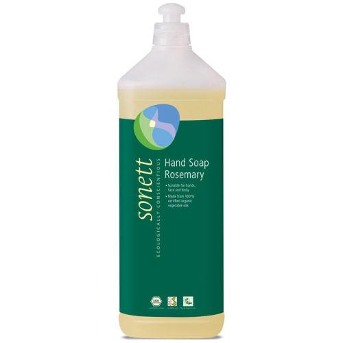 Sonett - Sonett Sıvı El Sabunu Organik Biberiye 1L