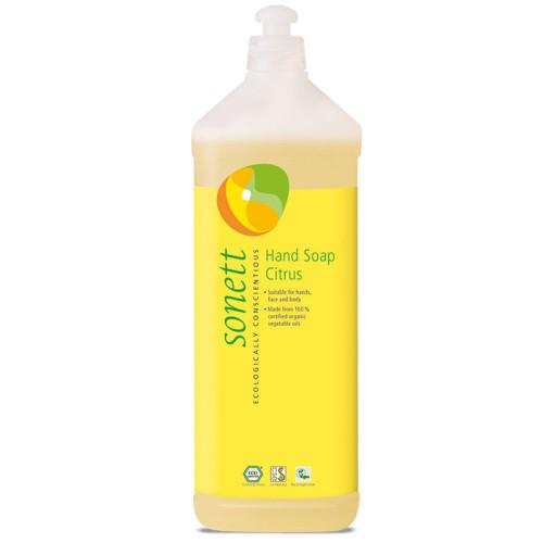 Sonett - Sonett Sıvı El Sabunu Organik Citrus 1L