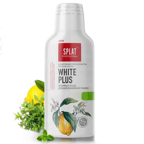 Splat - Splat Professional White Plus Ağız Çalkalama Suyu 275 ml
