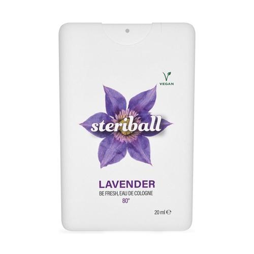 Steriball - Steriball Lavanta İçerikli Kolonya 20 ml
