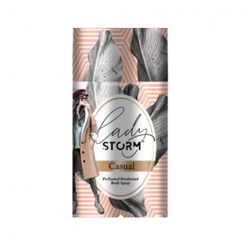Storm - Storm Lady Casual Parfüm Deodorant 250 ml