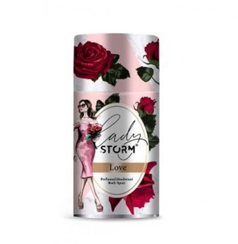 Storm - Storm Lady Love Parfüm Deodorant 250 ml