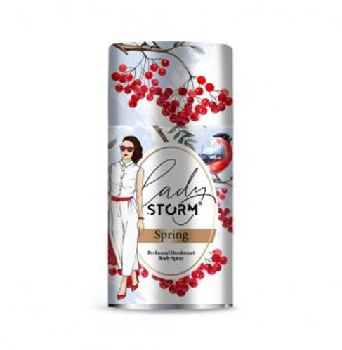 Storm - Storm Lady Spring Parfüm Deodorat 250 ml