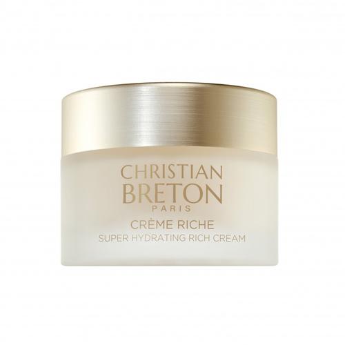 Christian Breton - Christian Breton Super Nemlendirici Rich Krem 50 ml