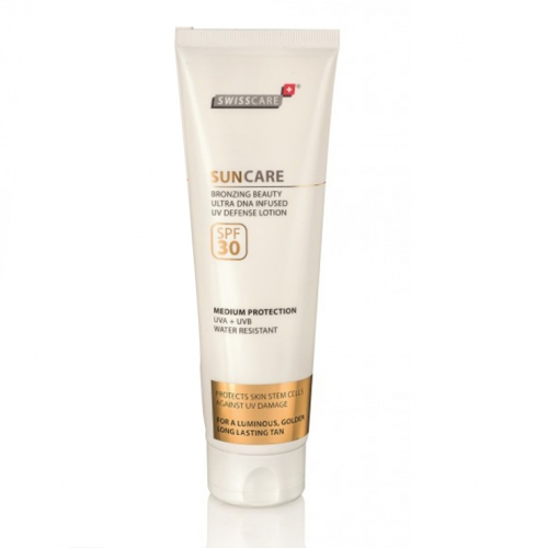 Swisscare - Swisscare SunCare Bronzing Beauty Defense Lotion SPF30 150ml