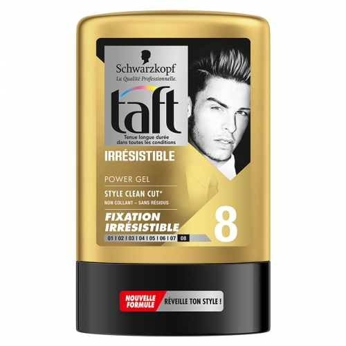 Taft - Taft Irresistible Power Jöle 300 ml