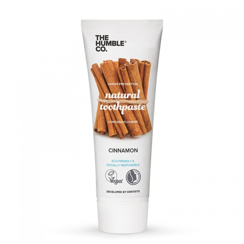 Humble Brush - The Humble Co Natural Toothpaste Tarçın Diş Macunu 75 ml